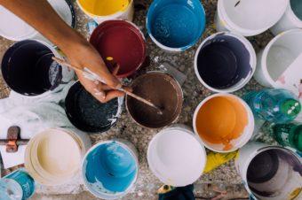Jak dobierać kolory do wnętrza- 3 proste zasady.