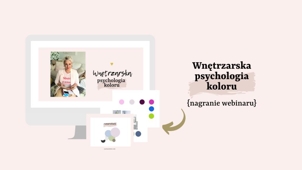 Nagranie webinaru_Wnętrzarska psychologia koloru