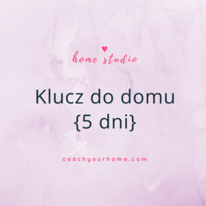 Klucz do domu {program online}