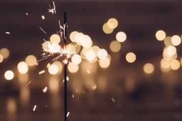 {Domowe} wróżby na Nowy Rok.