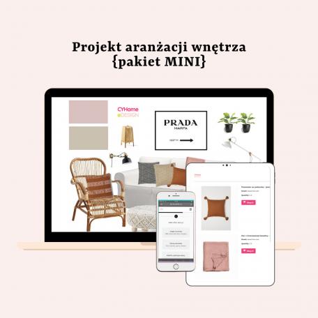 E-design pakiet MINI