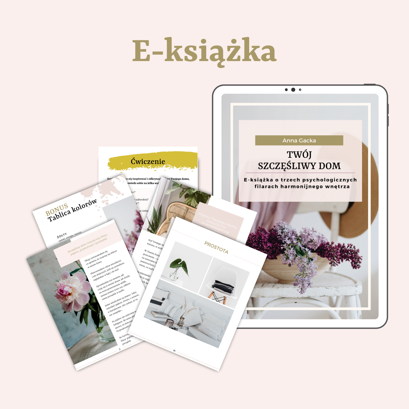 Ebook _Twój szczęśliwy dom